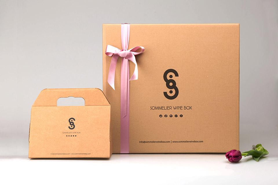 Box e gift box