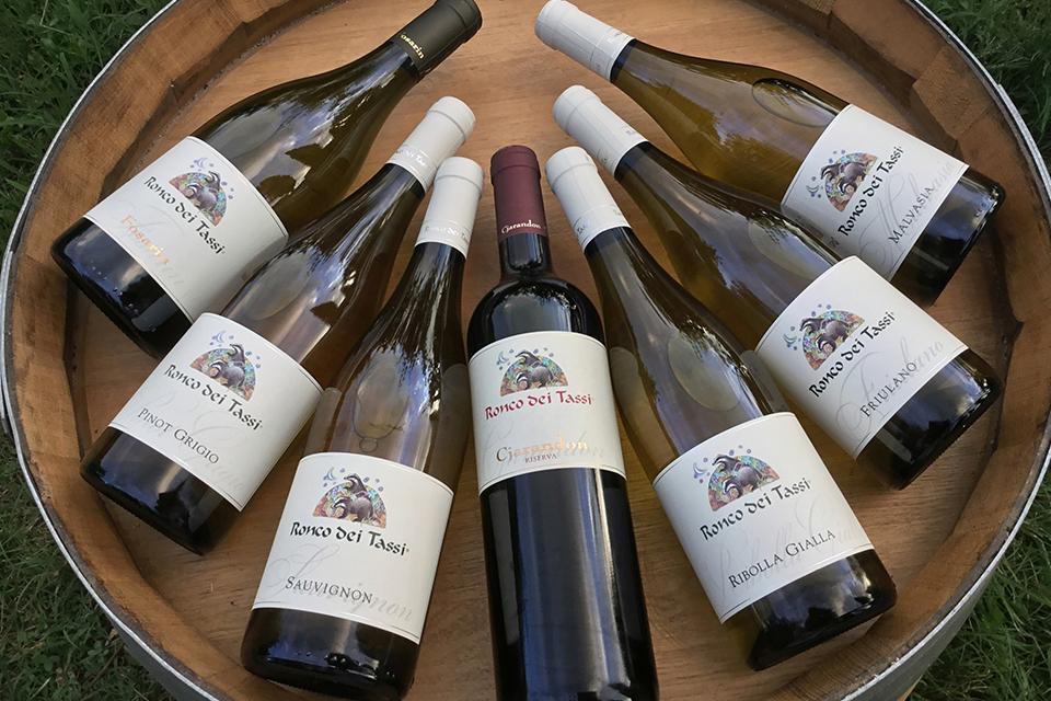 vini ronco dei tassi