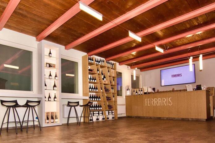 wine club ferraris agricola