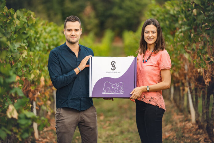 Luca e Sara Menato Sommelier Wine Box